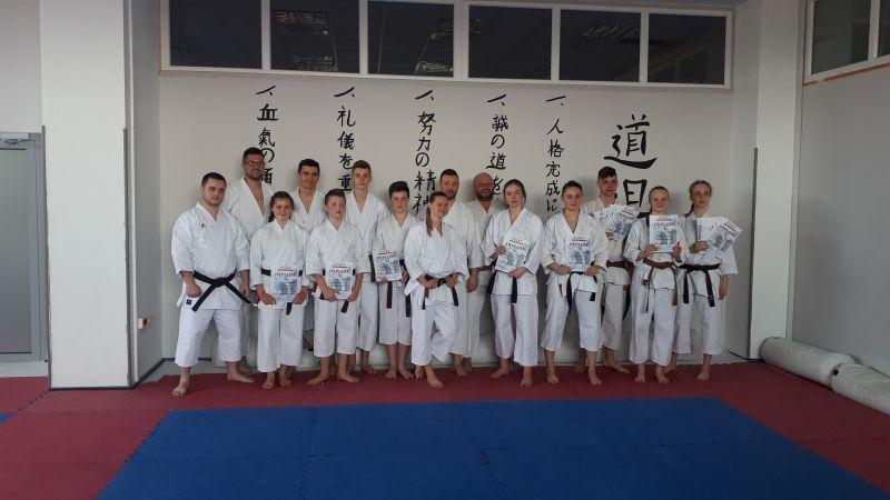 Wyniki I Mistrzostw Województwa Podkarpackiego w Karate Tradcyjnym