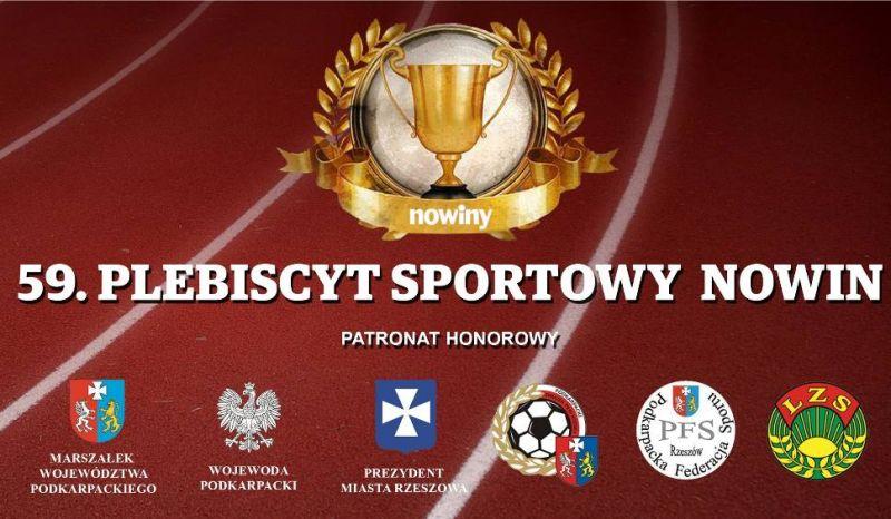 59 Plebiscyt Sportowy Nowin
